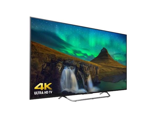Sony Electronics Ultra HD TV