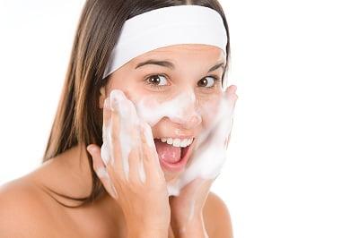 sabun untuk wajah